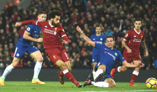 Mohamed Salah Chelsea transfer news Liverpool Real Madrid Bayern