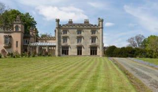 The East Wing, Llanerchydol Hall, Llanerchydol, Welshpool, Powys