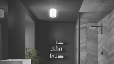 Bluetooth ceiling lighting - 2021 bathroom design trends