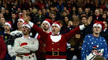 Football fixtures Christmas 2020