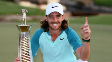 Tommy Fleetwood European Tour Race to Dubai golf