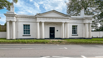 White Lodge, Clyst St Mary