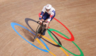 Jason Kenny is now the joint most decorated British Olympian with eight medals