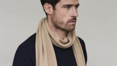 Joshua Ellis Cashmere accessories 2021