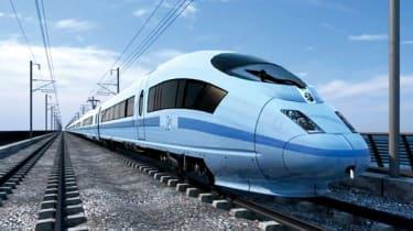 HS2 high-speed rail