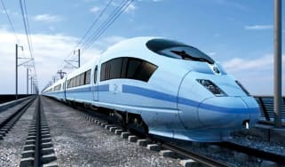 HS2 high-speed rail