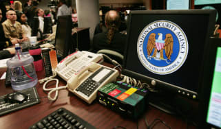 NSA desk