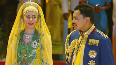 Crown Prince of Brunei wedding