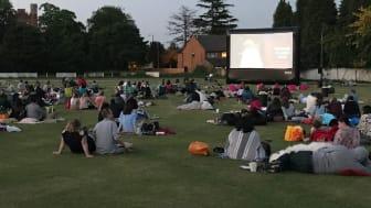 Pembrey Country Park open air cinema