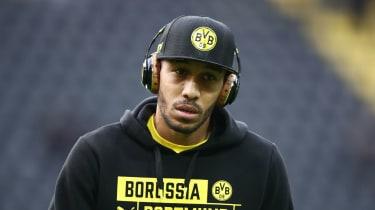 Pierre-Emerick Aubameyang Borussia Dortmund Arsenal transfer news