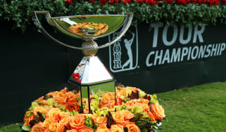 The Tour Championship winner will also be crowned the FedExCup champion