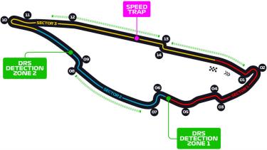 Circuit Gilles-Villeneuve Formula 1 Canadian Grand Prix