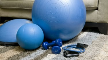Home exercise kit