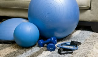 Home exercise kit