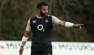 Saracens No.8 Billy Vunipola has won 36 international caps for England