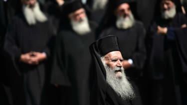 Ukraine Russia Orthodox Christianity Church Religion