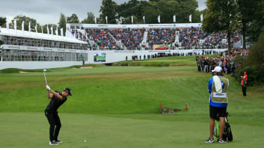 English golfer Danny Willett won the 2019 BMW PGA Championship at Wentworth