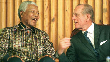 Prince Philip Nelson Mandela