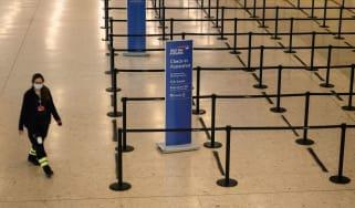 Coronavirus airports