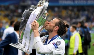 Man Utd transfer news Gareth Bale Real Madrid