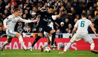 Neymar Real Madrid transfer news