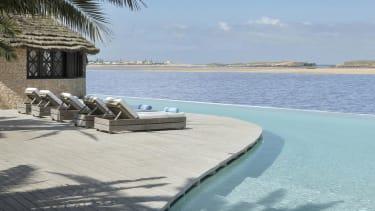 Swimming pool at La Sultana Oualidia