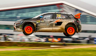 SpeedMachine 2019 FIA World Rallycross RX Silverstone