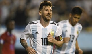 2018 World Cup Argentina Lionel Messi