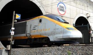 High Speed 1 Channel Tunnel
