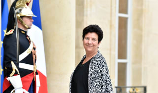 French Minister of Higher Education Frédérique Vidal