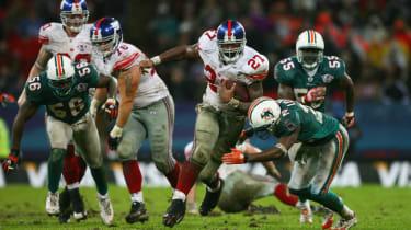 New York Giants vs. Miami Dolphins NFL Wembley 2007