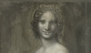 Mona lisa sketch