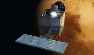 India Mars Orbiter, Space