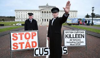 Stormont protests