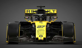 Renault R.S.19 F1 2019 car livery