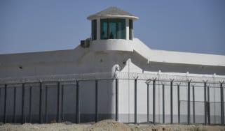 Uighur prison
