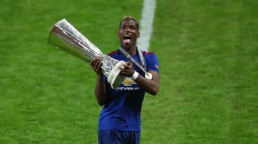 Man Utd 2 Ajax 0 Europa League final 2017
