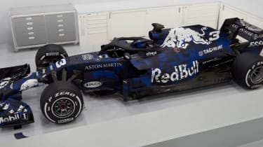 Red Bull Racing RB14 F1 car launch 2018