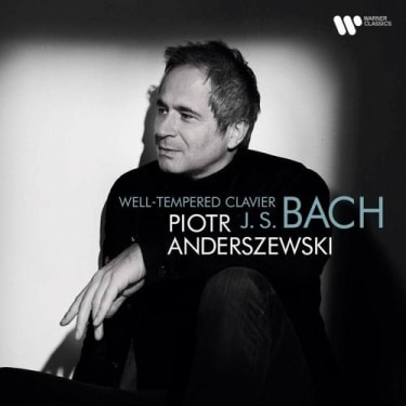 Piotr Anderszewski  J.S. Bach – Well-Tempered Clavier
