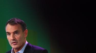 BP CEO Bernard Looney
