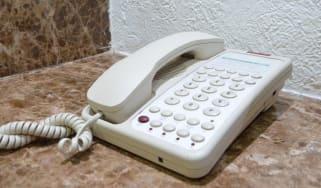 Landline phone by Joshep Coronel/PxHere