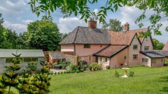 Willow House, Fressingfield Eye