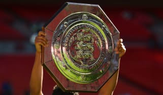 2018 Community Shield Chelsea vs. Manchester City Wembley