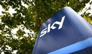 Sky TV's headquarters, in Isleworth, west London