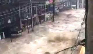 Ellicott City flood
