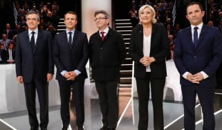 France presidential candidates