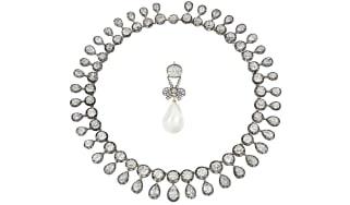 Marie Antoinette's pendant