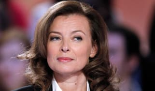 Valerie Trierweiler, Francois Hollande companion