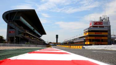 The Circuit de Barcelona-Catalunya will host the 2019 F1 Spanish Grand Prix on Sunday 12 May