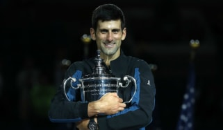 Novak Djokovic has won the US Open three times